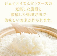 ジェイエイてんどうフーズの充実した施設と徹底した管理方法で美味しいお米が作られます