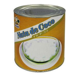 ナタデココ1号缶外観【天狗缶詰】