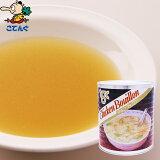 チキンブイヨン 缶詰 1号缶 2900g バラ[3.5kg] 給食 業務用食材 の天狗缶詰 大容量 常温長期保存