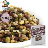 雑穀ブレンドドライパック CF 袋詰 500g バラ[0.6kg] 給食 業務用食材 の天狗缶詰 常温長期保存 そのまま雑穀サラダに