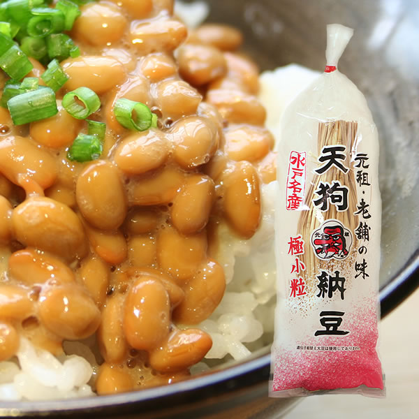 納豆, ワラ納豆 1