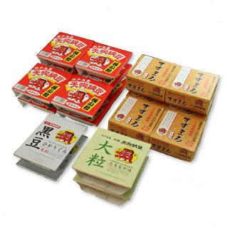 水戸納豆の元祖天狗納豆がお届けする「味わい納豆」