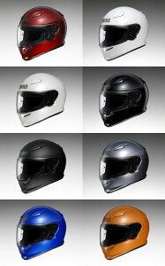 ショーエイのZ6を激安特価!ショウエイ(SHOEI)Z-6(ゼット6)プレーンフルフェイスヘルメット
