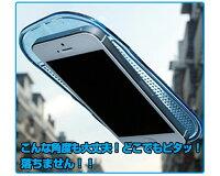 iPhone吸着ホルダーiPhone5iPhone5s滑り止めアクセサリー吸着シートスマートフォンスマホキッチンにも【送料無料】P20Feb16