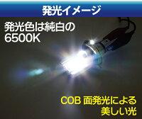 バイクLEDヘッドライトH4(Hi/Lo)ホワイト1200LM【LEDヘッドライト送料無料】ledヘッドライトバイク/LEDヘッドライトH4M4