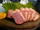 燻製さい干しバラ肉の燻製