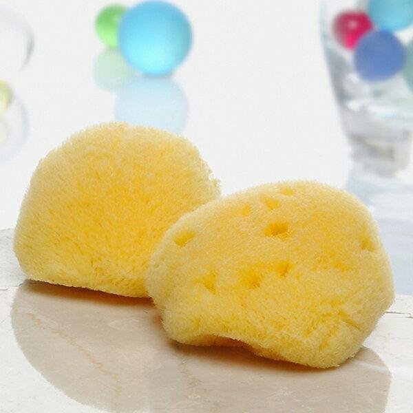 海綿屋『天然海綿スポンジ洗顔用/ベビースポンジ(KA42-1)』