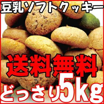 おから豆乳クッキー ソフト 国産 5kg 業務用 常温商品
