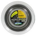 ヨネックス ポリツアープロ グラファイト(1.20/1.25/1.30mm) 200Mロール Yonex Poly Tour Pro (1.201.25/1.30mm) 200m roll strings 1