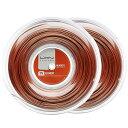 ルキシロン エレメント(1.25mm/1.30mm) 200Mロール 硬式テニス ポリエステル ガット(Luxilon Element 200m String Reel) WRZ990106 1