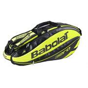 バボラピュアアエロラインBabolatAeroDriveLine6pTennisBag2015年ラケットバッグ(x6)【ラケットバッグ】[テニスショップグランドスラム]02P23Sep15
