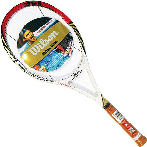 """テニスラケット ウィルソン WILSON ロジャー・フェデラー使用モデル""""2012年NEWモデル""""テニス..."""
