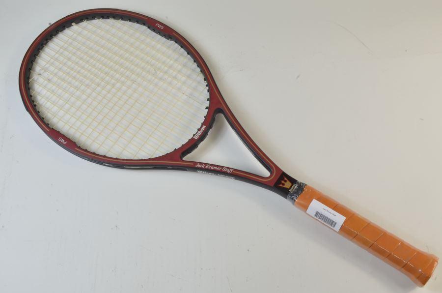 テニス, ラケット  WILSON JacK Kramer Staff(G3)()