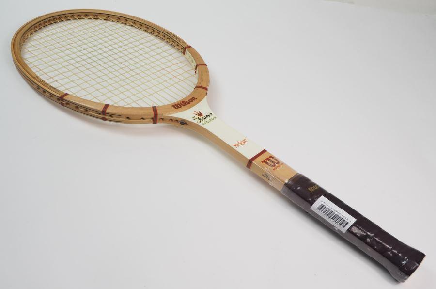 テニス, ラケット  MIDWILSON JacK Kramer AUTOGRAPH MIDSIZE(L4)
