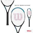 ウイルソン Wilson テニスラケット ウルトラ ツアー 100 カウンターヴェイル V3.0 ULTRA TOUR 100 CV V3.0 WR038511
