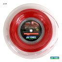 ヨネックス YONEX テニスガット ロール ポリツアーファイア(POLY TOUR FIRE) 120 レッド PTF120-2