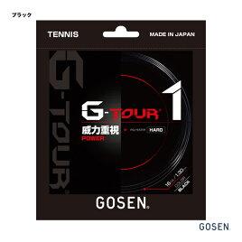 ゴーセン・TSGT10・ブラック