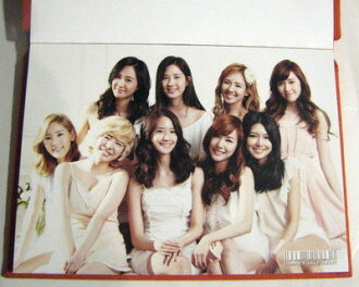 Girls Generation (소녀 시대) 포스트 카드 세트 3