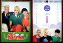 JYJ 2013年壁掛けカレンダー(韓国製)