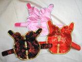 ペット用チャイナドレス 15cmサイズ(ペット小型犬用) 赤色
