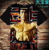 ブルース・リー(李小龍)Tシャツ黒3