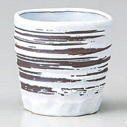 カップ 白化粧フリーカップ 美濃焼 高さ90mm×口径:92/業務用/新品 /テンポス