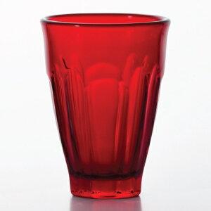 グラス アデリアクールブパレット レッド L(飲食店)(業務用)