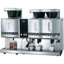 FMI コーヒーマシン カフェトロン ドリップ2連アイスユニットドッキングタイプ [CT-241+CT-1103...