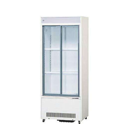 【冷蔵ショーケース】【サンデン】標準型冷蔵ショーケース スライド扉タイプ 154L【MUS-84XE(旧型式:MUS-84XC)】W590×D400×H1473mm【業務用】【プロ用】:厨房器具と店舗用品のTENPOS