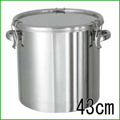 18-8 密閉容器 (キャッチクリップ式) 手付 CTH 43cm 【業務用】【プロ用】:厨房器具と店舗用品のTENPOS