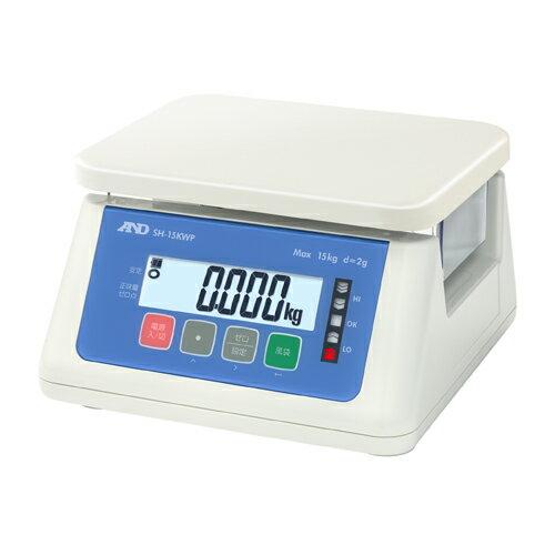 SL-WP SL-2000WP 【メイチョー】 防水・防塵デジタルはかり A&D