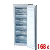 【即納可】【業務用】冷凍ストッカー 168L 冷凍庫 アップライトタイプ(前扉タイプ)TBUF-168-RH W549×D560×H1444【送料無料】