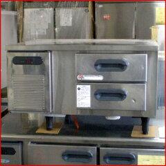 【送料別】【中古】 ドロワーコールドテーブル冷凍庫 単相100V W900×D750×H550 [RBW-32FM7]