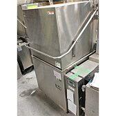 【中古】食器洗浄機 ドアタイプ フジマック FDW60DL 幅940×奥行730×高さ1400 三相200V fujimak【業務用】【送料無料】