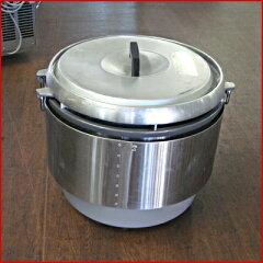 【送料無料】【中古】【業務用】 ガス炊飯器 RR-30S2 幅480×奥行450×高さ410  都市ガス