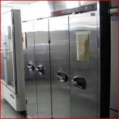 【送料別】【中古】【業務用】 食器消毒保管庫両面式 HSB-20SPA3-1 幅1750×奥行550×高さ1900 ...