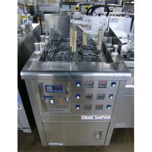 【送料別】【中古】【業務用】 パスタボイラー ENBA-6M 幅550×奥行750×高さ800 三相200V