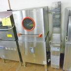 【中古】【業務用】食器洗浄機(ブースター付き) ドアタイプ 横河電子機器 A500 幅940×奥行600×高さ1460 LPG(プロパンガス)【送料無料】