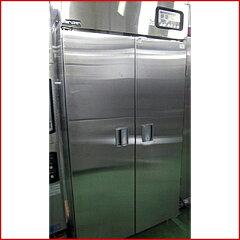 【送料別】【中古】【業務用】 食器消毒保管庫 MSH-10 幅920×奥行550×高さ1860 三相200V