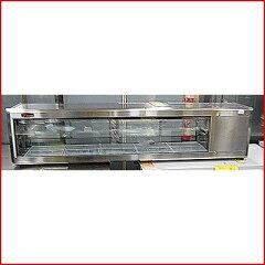 【送料別】【中古】【業務用】 冷蔵ディスプレーショーケース RDC-181-R354 幅1800×奥行355×...