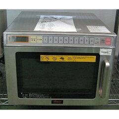 【送料別】【中古】【業務用】 電子レンジ ERN-18TM-1 幅420×奥行535×高さ335 単相200V