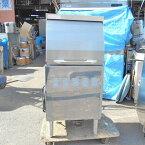 【中古】食器洗浄機 小型ドアタイプ 横河電子機器 A50E3 幅600×奥行600×高さ1290/業務用/送料別途見積