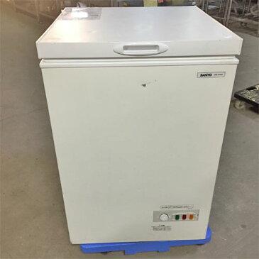 【中古】冷凍ストッカー サンヨー SCR-FH10V 幅550×奥行560×高さ820 【送料無料】【業務用】【小型 冷凍庫】テンポスバスターズ【厨房機器】
