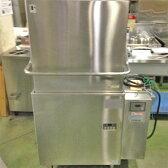 【中古】食器洗浄機 ドアタイプ フジマック FDW60DE 幅870×奥行670×高さ1390 fujimak【業務用】【送料無料】