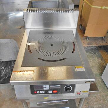 【中古】IH調理器 タニコー TIH-3NI 幅450×奥行600×高さ250 三相200V/業務用/送料別途見積