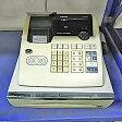 【中古】レジスター カシオ計算機 TE-M80 幅330×奥行360×高さ210 【送料無料】【業務用】
