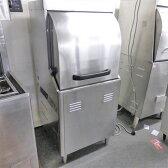 【中古】食器洗浄機 小型ドアタイプ ホシザキ JWE-450RUA3 幅600×奥行600×高さ1380 三相200V 星崎 HOSHIZAKI【業務用】【送料別途見積】