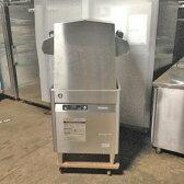 【中古】食器洗浄機 小型ドアタイプ ホシザキ JWE-450WUA3 幅600×奥行600×高さ1380 三相200V 星崎 HOSHIZAKI【業務用】【送料別途見積】