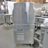 【中古】食器洗浄機 小型ドアタイプ ホシザキ JWE-450WUA3 幅650×奥行600×高さ1310 三相200V 星崎 HOSHIZAKI【業務用】【送料別途見積】