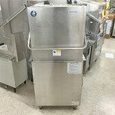 【中古】食器洗浄機 ドアタイプ 北沢産業 KWD-62E 幅750×奥行650×高さ1400 三相200V 【送料別途見積】【業務用】